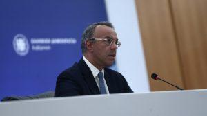 Σταϊκούρας: Έως τέλος Αυγούστου οι πρώτες εκταμιεύσεις ενισχύσεων για πυρόπληκτους